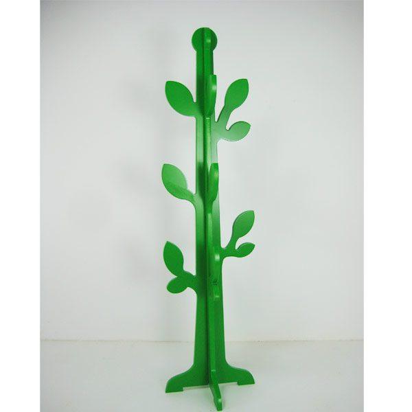 Árbol hojas verde