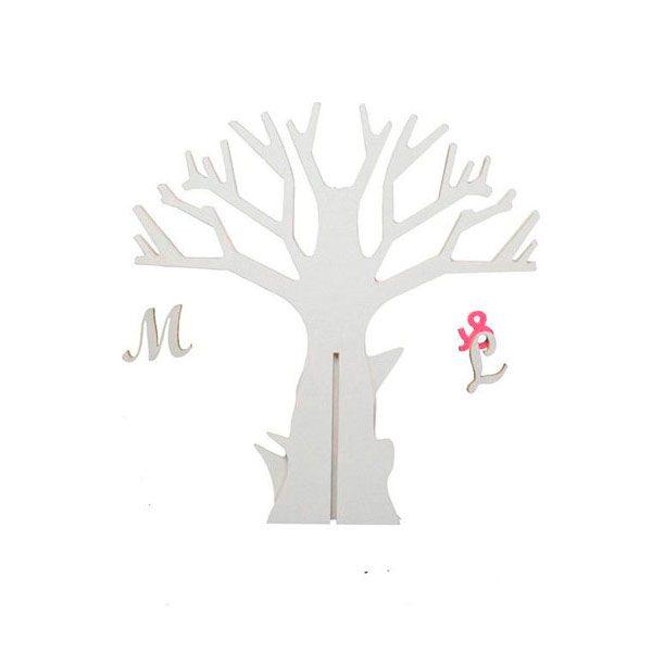Árbol amor desmontado