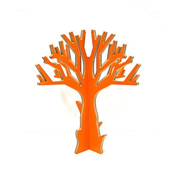 Árbol amor naranja