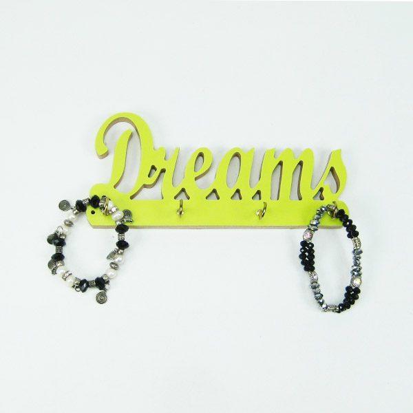 Cuelgallaves dreams verde