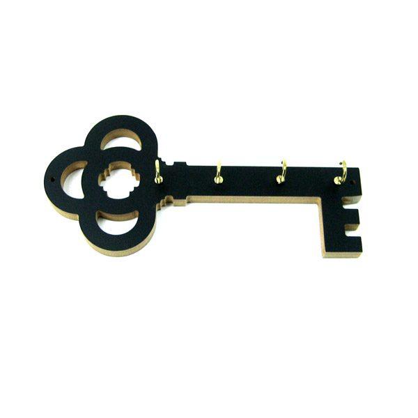 Cuelgallaves llave antigua