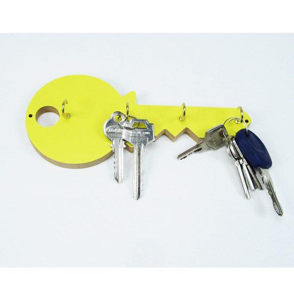 Cuelgallaves llave moderna