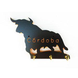 Cuelgallaves toro