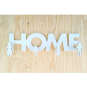 Perchero Home madera