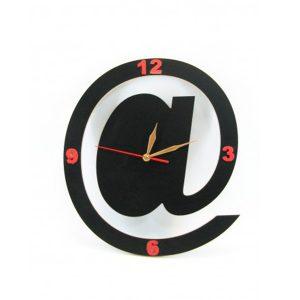 Reloj arroba