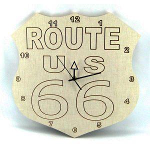 Reloj ruta 66