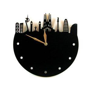 Reloj Skyline Barcelona